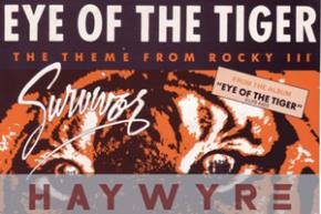Foreigner - Eye of the Tiger (Haywyre Remix)