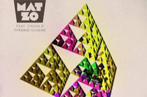 Mat Zo - Pyramid Scheme ft Chuck D [Out Aug 13 on Anjunabeats]