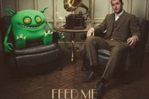 Feed Me - Lonely Mountain [Calamari Tuesday out 10/14]