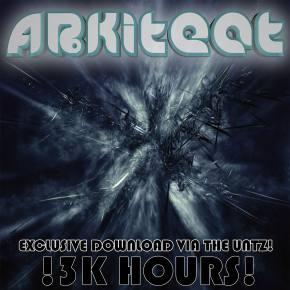 ArkiteQt - 13k Hours [EXCLUSIVE PREMIERE]