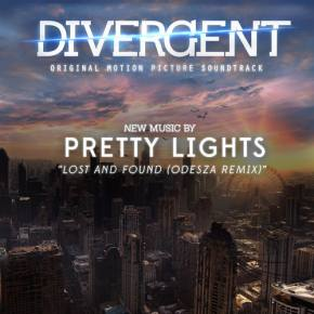 Pretty Lights - Lost and Found (ODESZA Remix) [DIVERGENT soundtrack]