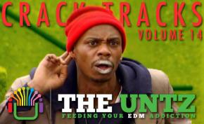 Crack Tracks: Feeding Your EDM Addiction - Volume 14 Preview