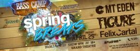 #SpringBreaks brings Mt Eden, FIGURE, Felix Cartal to Reno, NV April 25 Preview