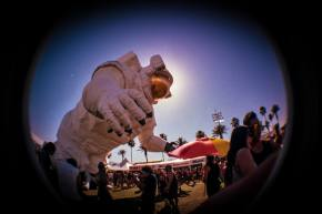 Coachella Wknd 1 - Fisheye on Film