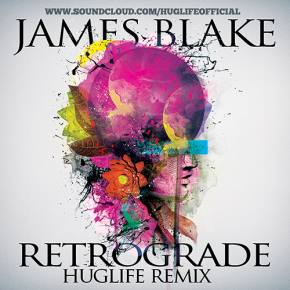 HugLife releases sexy James Blake remix in time for LURE Hollywood show Saturday 4/26