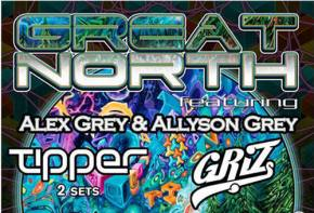 Great North (Sept 19-21 - Norridgewock, ME) adds Tipper, Papadosio