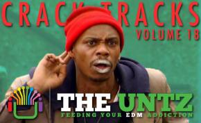 Crack Tracks: Feeding Your EDM Addiction - Volume 18