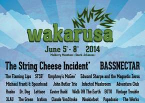 [PREVIEW] Everything you need to know about Wakarusa (June 5-8 - Ozark, AR)