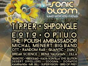 SONIC BLOOM 2014 reveals secret headliner with Phase 4 lineup!
