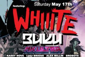 IRIS Presents benefits Wounded Warrior Project with WHIIIITE, BUKU on May 17