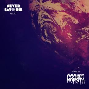 [PREMIERE] Cookie Monsta releases FREE Never Say Die mix, Zomboy remix out May 19