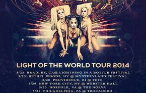 Lucent Dossier Experience embarks on Light of the World US Tour Preview