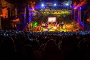 [PHOTOS] Shpongle on the rocks, with a live twist