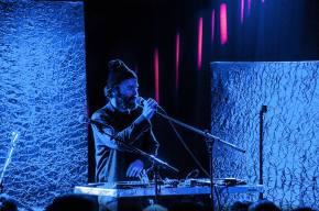 [PHOTOS] Chet Faker and Sweater Beats rock the Roxy (May 29, 2014)