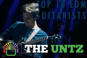 Top 10 EDM Guitarists