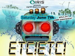 IRIS Presents brings ETC!ETC! to Atlanta June 7