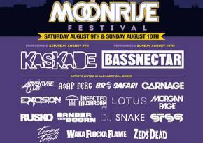 Moonrise Festival hits Baltimore, MD August 9-10 with Bassnectar, STS9, Lotus, and more Preview