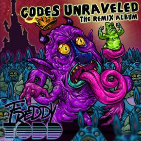 Freddy Todd unleashes Codes Unraveled: The Remix Album [Out NOW on Simplify] Preview