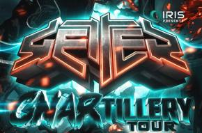 IRIS Presents GNARtillery Tour with Getter, AFK, and Rekoil to Atlanta June 14 Preview