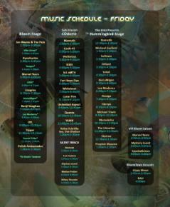 SONIC BLOOM 2014 (June 19-22 - South Park, CO) reveals schedule!