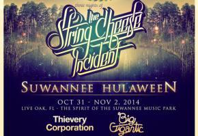 Hulaween (Oct 31-Nov 2 - Live Oak, FL) reveals Phase 1 lineup!