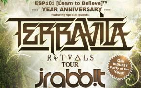 IRIS Presents esp101 celebrates 2nd anniversary with Terravita, jrabbit June 21