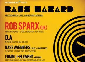 NexGen Music brings BASS HAZARD to DC on June 28