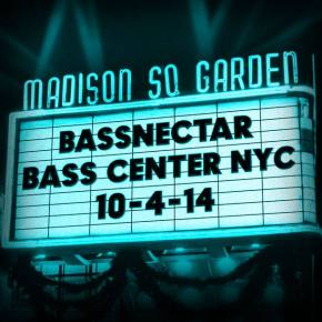Bassnectar brings Bass Center to famed MSG in NYC October 4