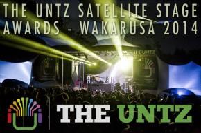 The Untz Satellite Stage Awards - Wakarusa 2014