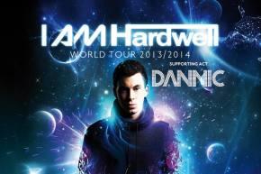 I AM HARDWELL tour - on sale now!