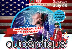 IRIS Presents brings AutoErotique to Atlanta July 5 Preview