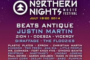 [PREVIEW] Everything you need to know about Northern Nights (July 18-20 - Mendocino, CA) Preview