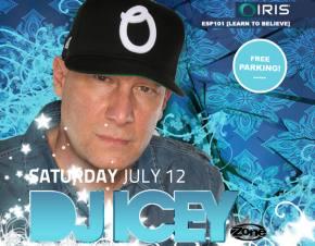 IRIS Presents brings DJ ICEY to Atlanta July 12, Ployd celebrates his bday