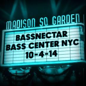 Big Gigantic, Rusko to join Bassnectar at BASS CENTER VIII at Madison Square Garden October 4