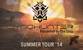The Untz presents DYNOHUNTER Summer Tour 2014