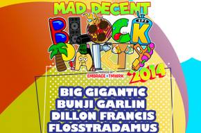 [VIDEO] Big Gigantic, ZEDS DEAD hit Austin, TX for Mad Decent Block Party Aug 30th
