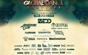 10 Undercard Acts to Catch at Global Dance Festival Preview