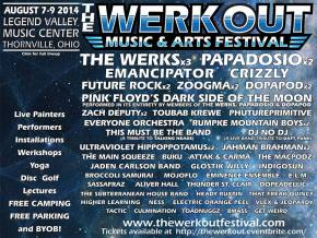 [PREVIEW] Everything you need to know about The Werk Out (Thornville, OH - Aug 7-9)