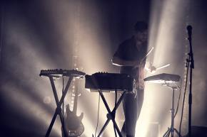 [PHOTOS] Bonobo & ODESZA pack out Turner Hall (Milwaukee, WI - July 9, 2014)