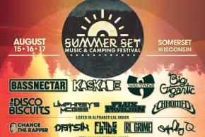 Top 10 Summer Set Music Festival Artists