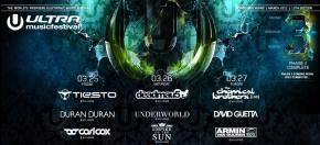 Ultra Music Festival 2011 Commercial