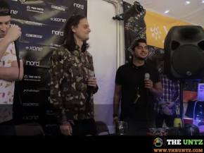 [VIDEO] ZEDS DEAD, Dirtyphonics, ZOOGMA join TheUntz.com in the Electric Glen at Electric Forest