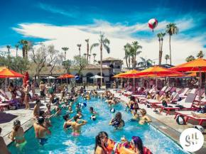 Splash House invites you to Palm Springs, CA Aug 8-10 for pool parties done right Preview