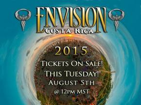 Envision Festival 2015 super early bird tickets on-sale TOMORROW at noon MST!