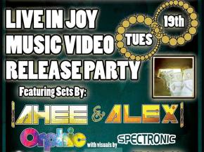 [PREMIERE] AHEE - Live In Joy [Official Music Video]