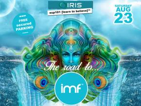 IRIS Presents The Road to Imagine Festival this Saturday August 23 in Atlanta