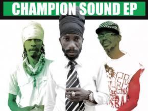 [PREMIERE] Sizzla - Champion Sound (Spoonbill Remix) [Out Sept 9]