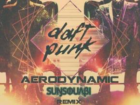 Daft Punk - Aerodynamic (SunSquabi Remix ft Povi Tamu) [FREE DOWNLOAD] Preview