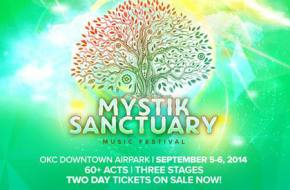 [PREVIEW] Everything you need to know about Mystik Sanctuary (Oklahoma City, OK - Sept 5-6)