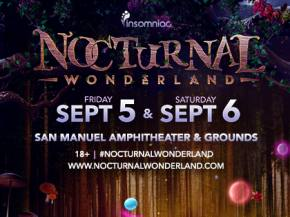 [PREVIEW] Everything you need to know about Nocturnal Wonderland (San Bernardino, CA - Sept 5-6)